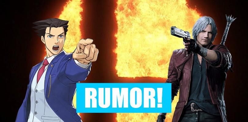 [RUMOR] Chi sarà il prossimo personaggio di Super Smash Bros. Ultimate?