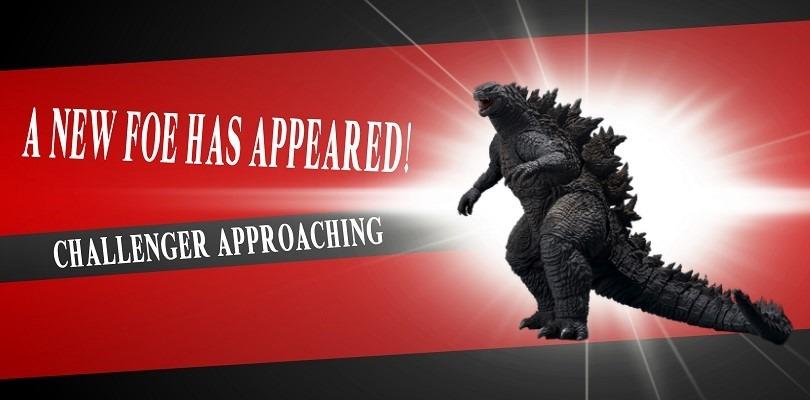 E se Godzilla fosse un lottatore di Super Smash Bros. Ultimate?