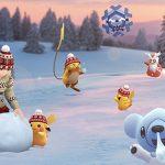 evento natalizio Pokémon GO