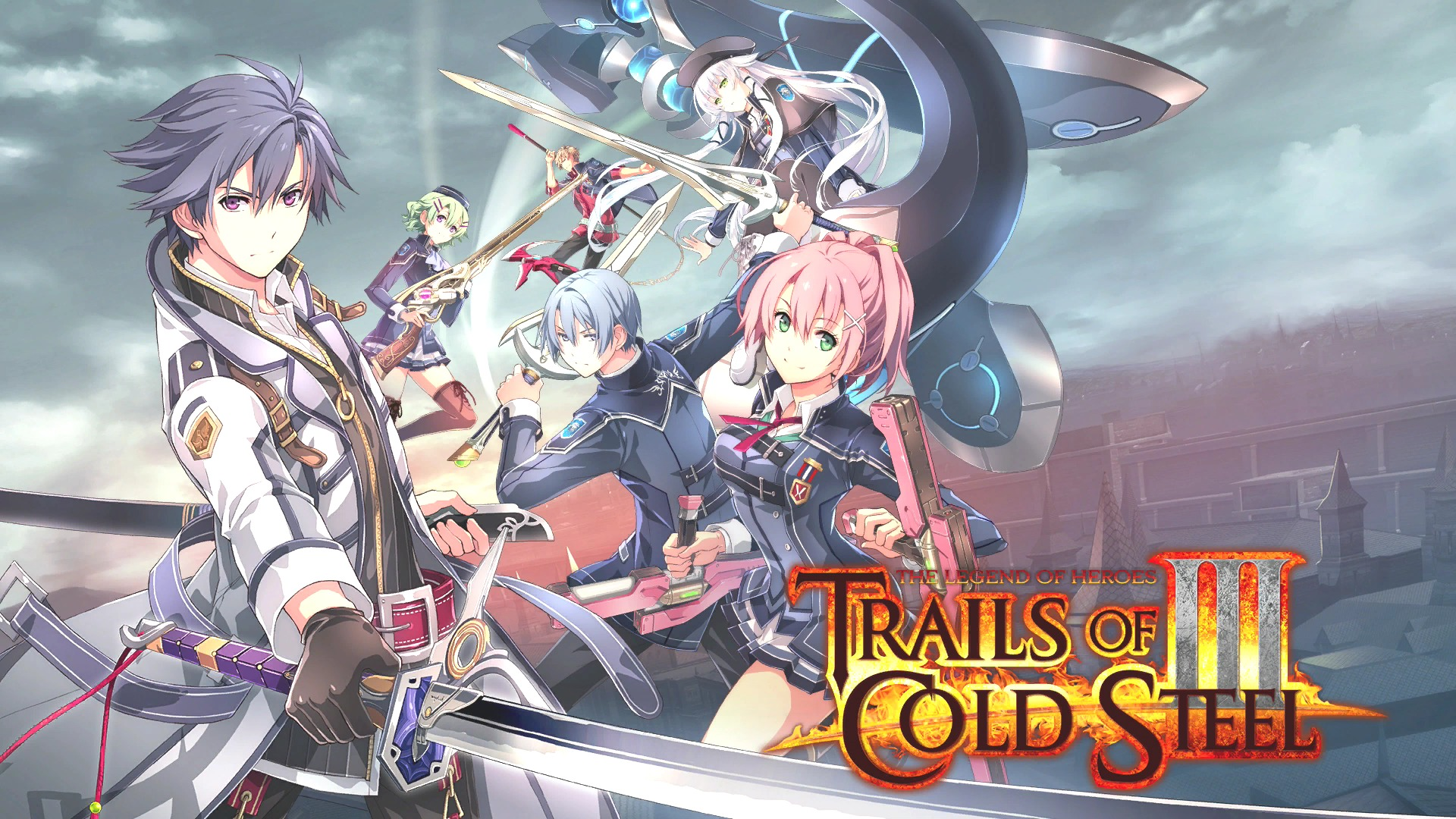 The Legend of Heroes: Trails of Cold Steel 3 è in arrivo su Nintendo Switch