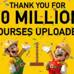 10 milioni di percorsi super mario maker 2