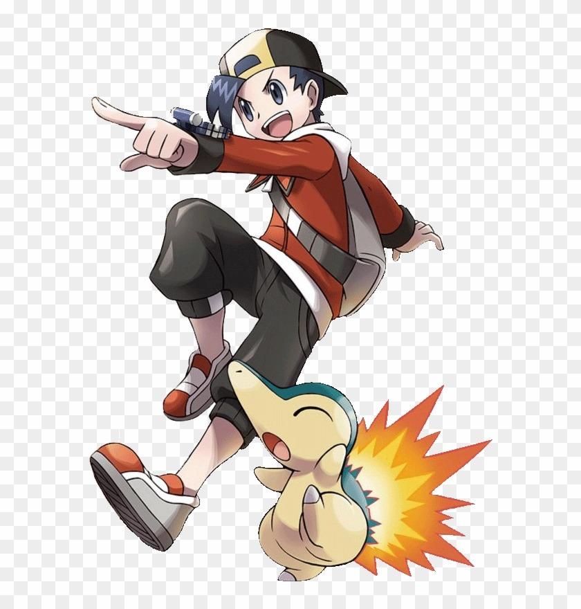 Armonio e Cyndaquil sono pronti ad approdare su Pokémon Masters.