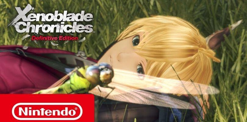 [RUMOR] Svelata la data della Xenoblade Chronicles: Definitive Edition per Nintendo Switch