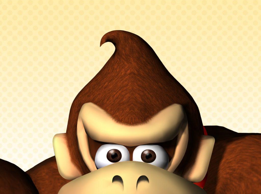 Donkey Kong è entrato nell'Olimpo dei personaggi Nintendo.