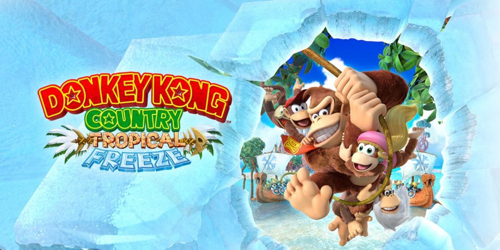 Donkey Kong Country: Tropical Freeze è il vincitore della classifica Donkey Kong giochi.