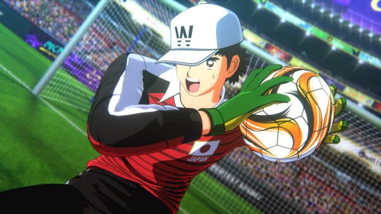 Benji Price, alias Genzo Wakabayashi, rivale e amico di Holly Hutton.