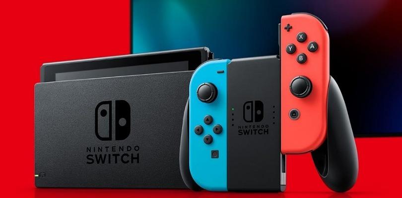 Nintendo Switch versione 10.0.2