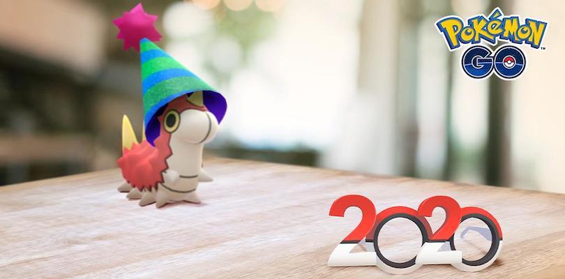 Maratuova Pokémon GO 2020