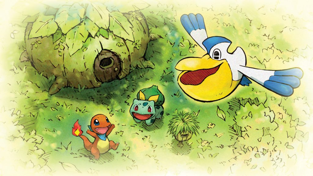 contest Pokémon Mystery Dungeon