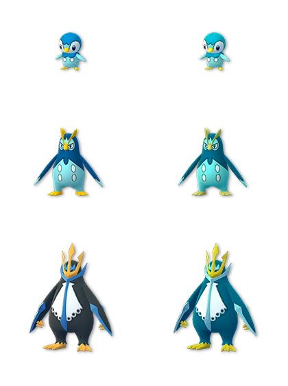 Piplup cromatico