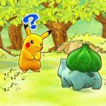 Pokémon Mystery Dungeon amnesia
