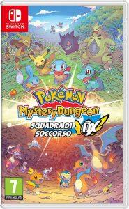 Pokémon Mystery Dungeon: Squadra di Soccorso DX cover