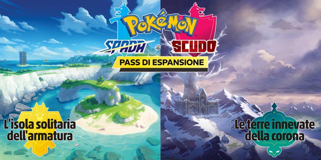 DLC Pokémon Spada e Scudo