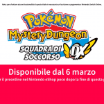 demo Pokémon Mystery Dungeon DX