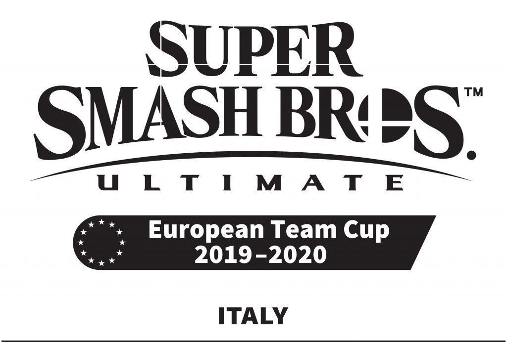 Super Smash Bros. Ultimate Team Cup Logo