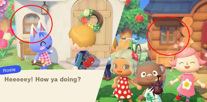 5 dettagli che non avete notato in Animal Crossing: New Horizons
