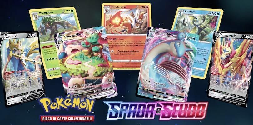GCC Pokémon Spada e Scudo.
