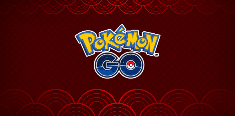 Pokémon GO festeggia il capodanno cinese