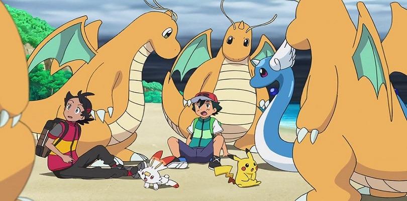Riassunto del decimo episodio della nuova serie animata Pokémon