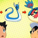 Dragonair evoluzione