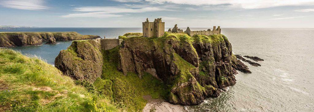Paesaggio Scozia