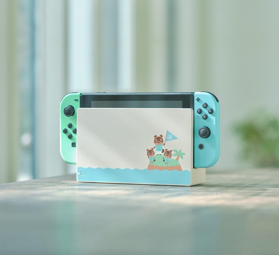 Nintendo Swtich edizione Animal Crossing