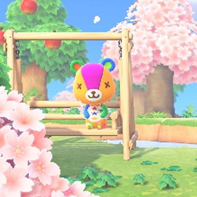 Animal Crossing: New Horizons Toppetta Stitches
