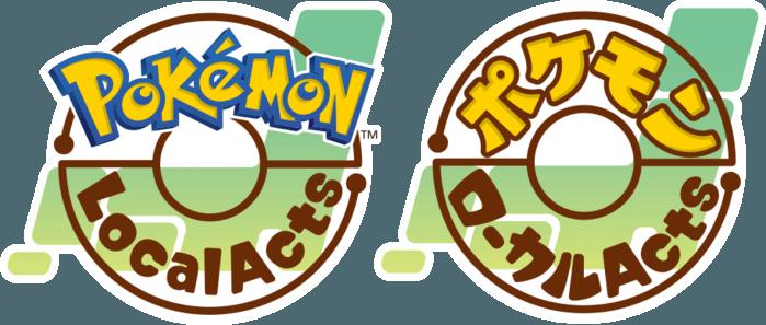 il logo di Pokémon Local Acts