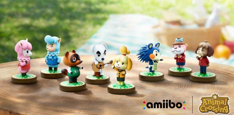 Ecco tutti gli amiibo e le card supportate in Animal Crossing: New Horizons
