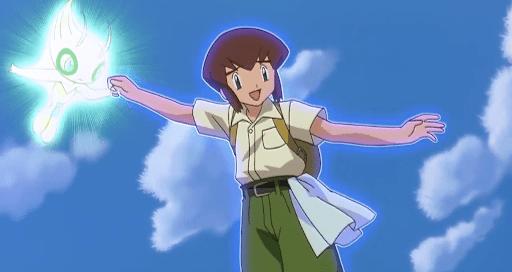 Potrebbe essere il turno di Celebi in Pokémon Masters?