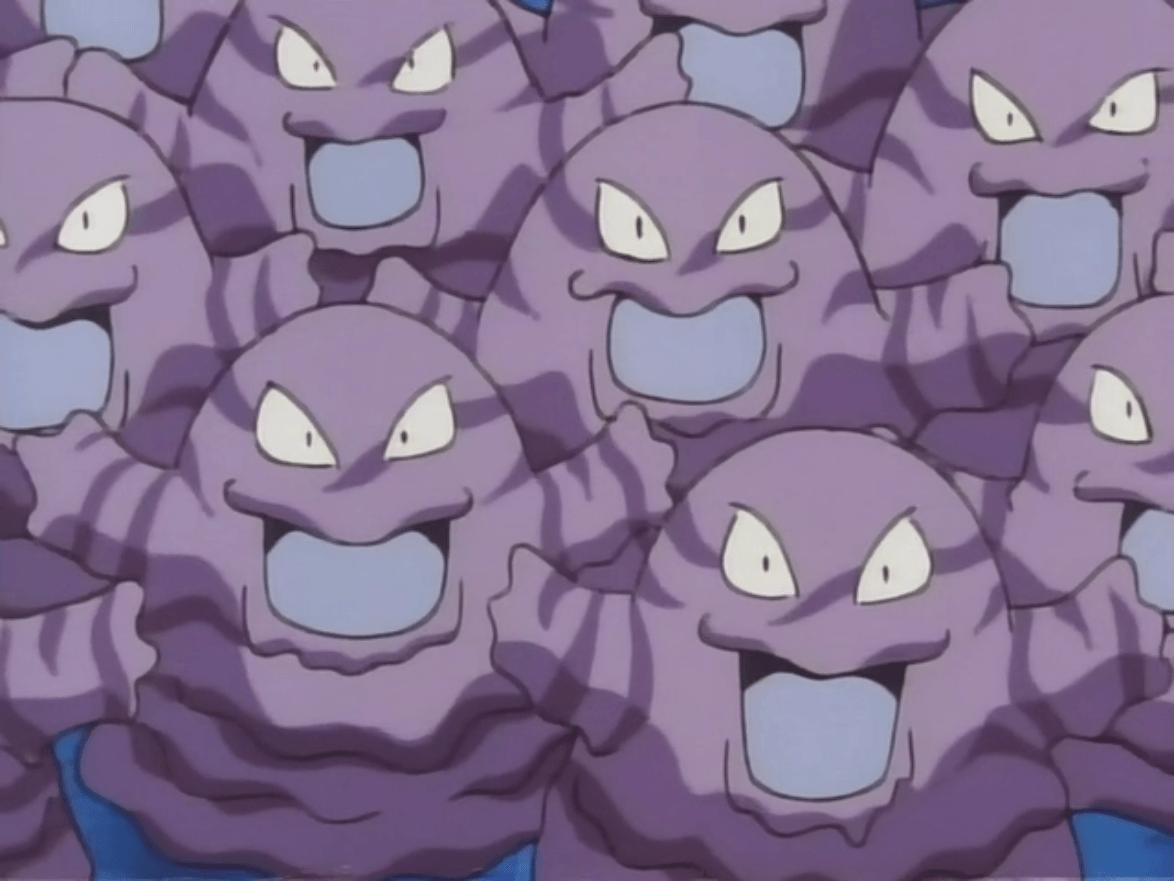 The Pokémon Company rilascia un ASMR di Grimer