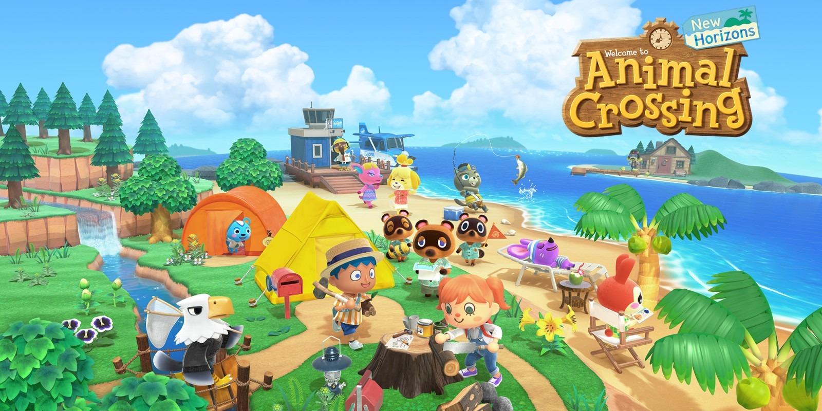Nuovi gadget di Animal Crossing: New Horizons prenotando da Amazon Japan
