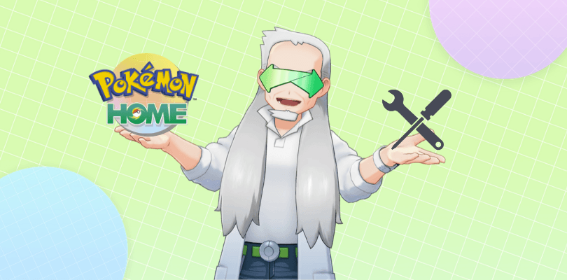In arrivo un'importante manutenzione dei server di Pokémon HOME