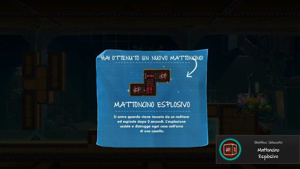 Mattoncino Esplosivo di MouseCraft