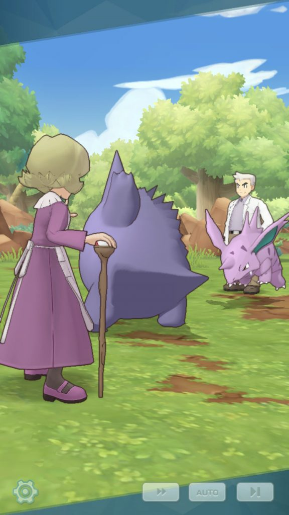 Agatha vs Oak