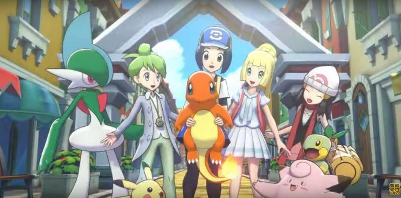 Pokémon Masters annuncia Unità inedite, Allenatori Costumax e Uova durante il Pokémon Day