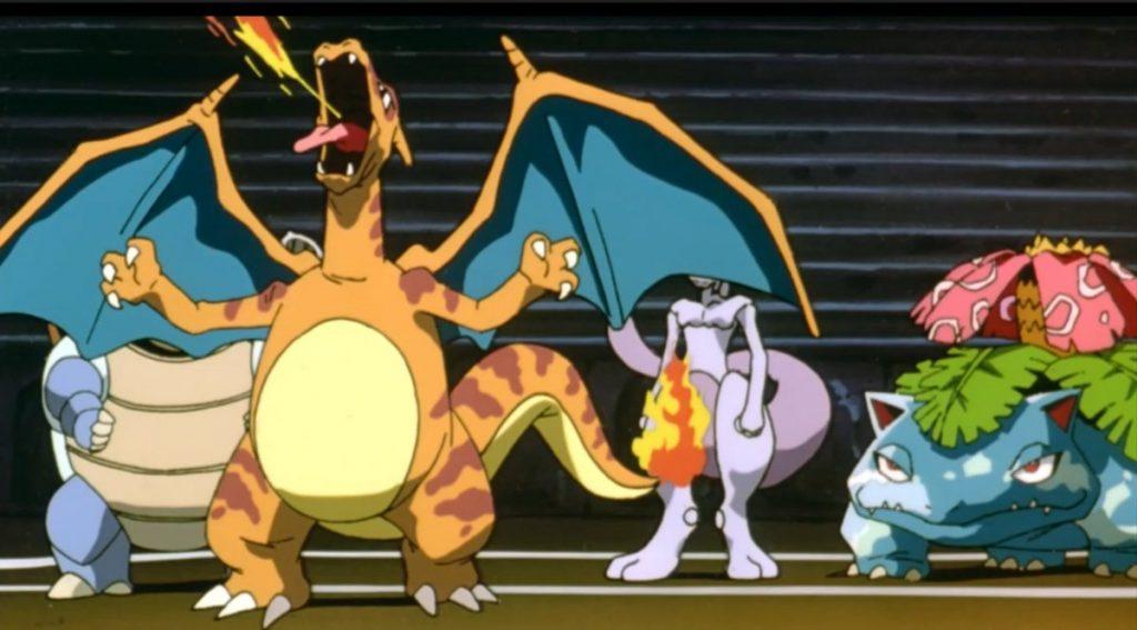 Pokémon cloni durante il Pokémon Day