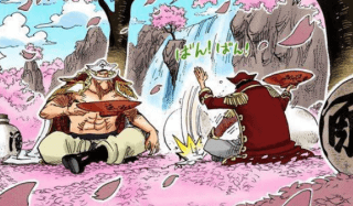 Oak e Agatha rappresentano i Gol D. Roger e Barbabianca del mondo Pokémon.