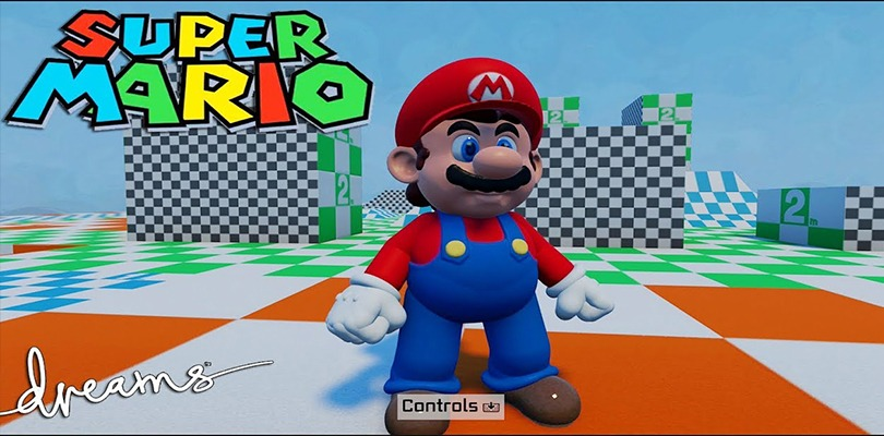 Super Mario Dreams
