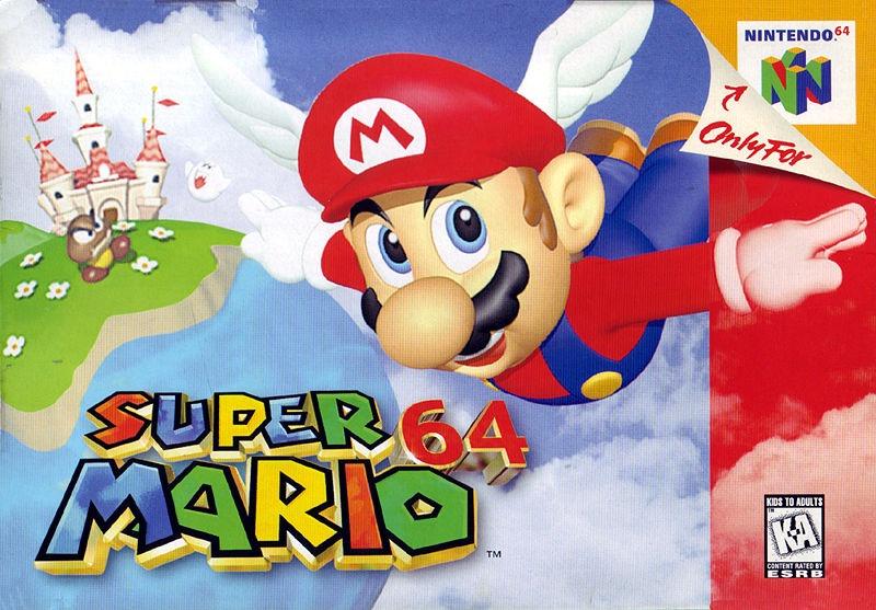 Super Mario Dreams