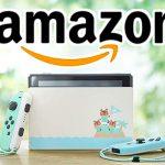 Nintendo Switch Animal Crossing New Horizons Amazon