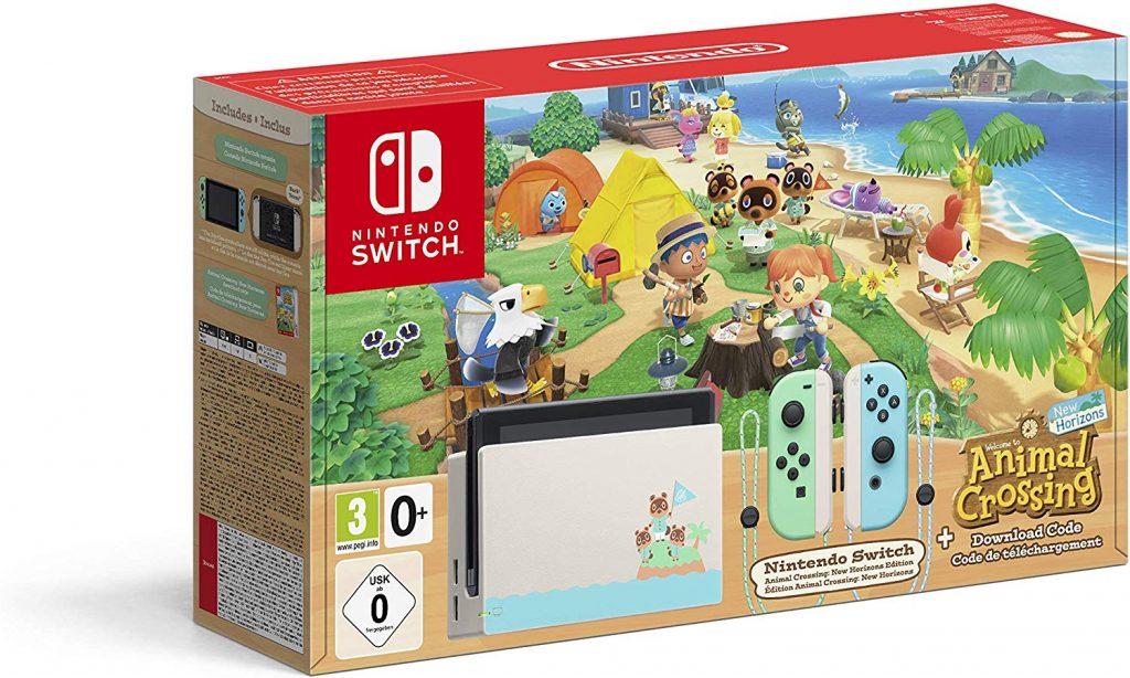 Animal Corssing: New Horizons Nintendo Switch