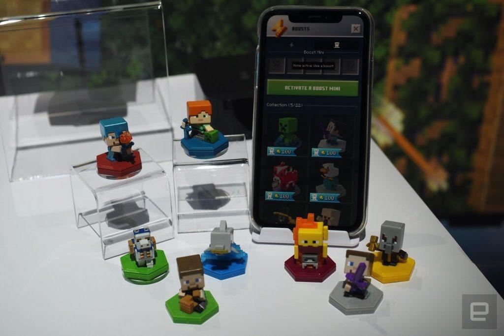 Minecraft Boost Minis