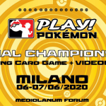 Evento Speciale Pokémon Milano