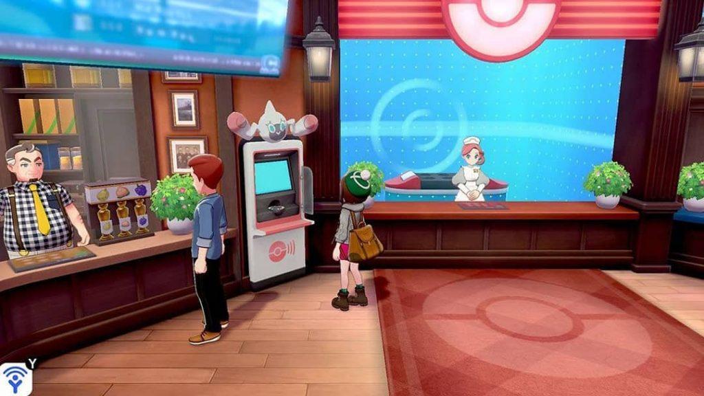 Le Desiostelle alimentano tutto a Galar, compresi i Centri Pokémon