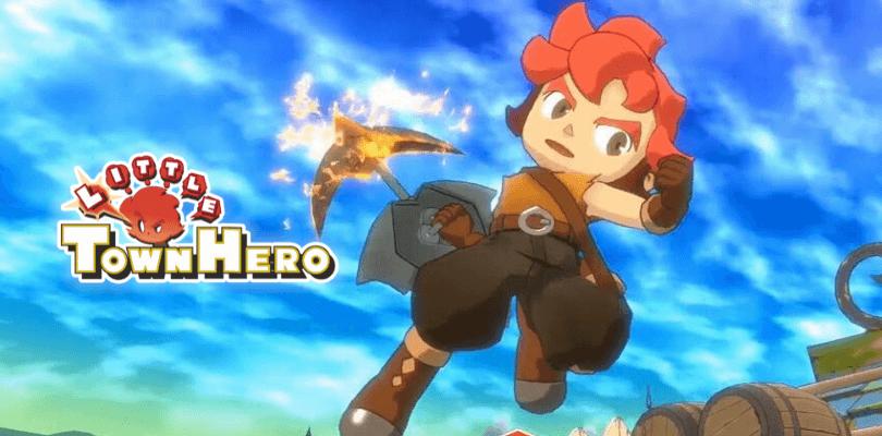 Little Town Hero: Idea Edition avrà una difficoltà selezionabile