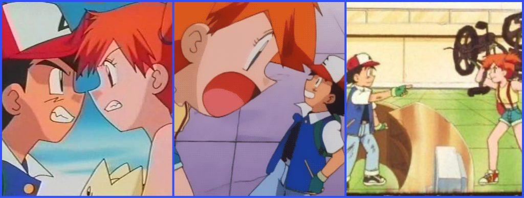 Ash e Misty