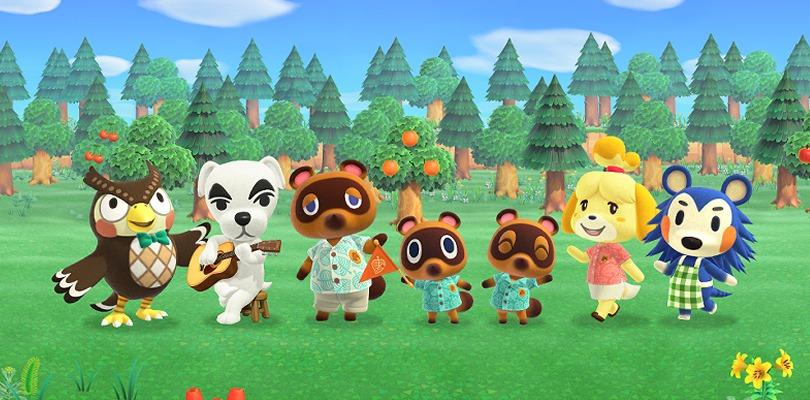 personaggi Animal Crossing