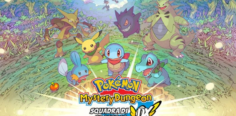 Mystery Dungeon Instant Gaming
