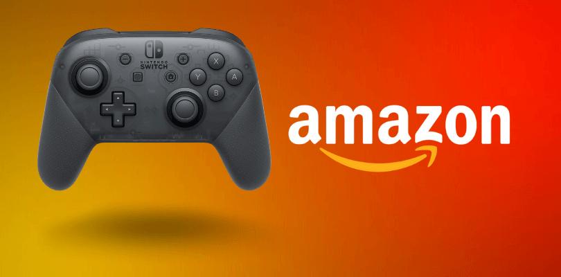 Pro Controller per Nintendo Switch al prezzo più basso di sempre su Amazon